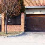 Откатные и распашные ворота (1)