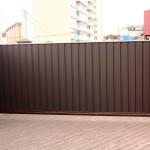 Откатные и распашные ворота (14)