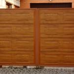 Откатные и распашные ворота (2)