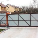 Откатные и распашные ворота (24)