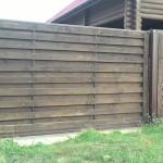 Откатные и распашные ворота (25)
