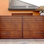 Откатные и распашные ворота (3)
