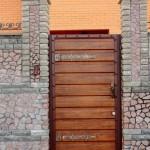 Откатные и распашные ворота (5)