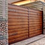 Откатные и распашные ворота (6)