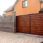 Откатные и распашные ворота (7)