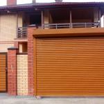Откатные и распашные ворота (9)