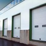 Промышленные ворота (4)
