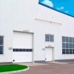 Промышленные ворота (7)